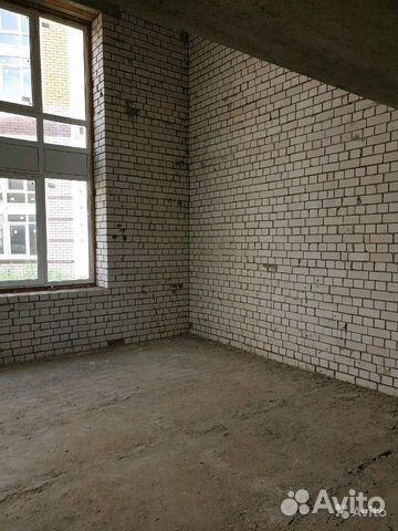 Своб. планировка, 46 м², 1/3 эт.