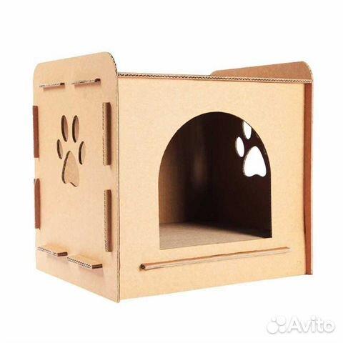 Дом для кошек 89612340824 купить 4