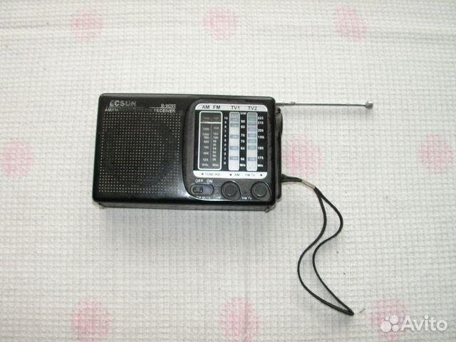 Радиоприемник 89102268666 купить 1