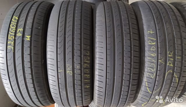 225-60-17 Pirelli Cinturato P7 купить 1