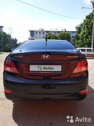 Hyundai Solaris, 2012 89606152015 купить 9