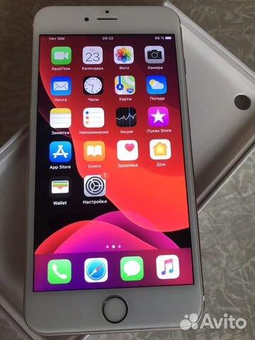 Айфон 6 s 32 гб Ростест розовый 89206114562 купить 1