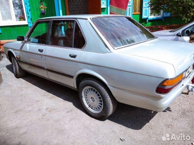 BMW 5 серия, 1988  купить 1