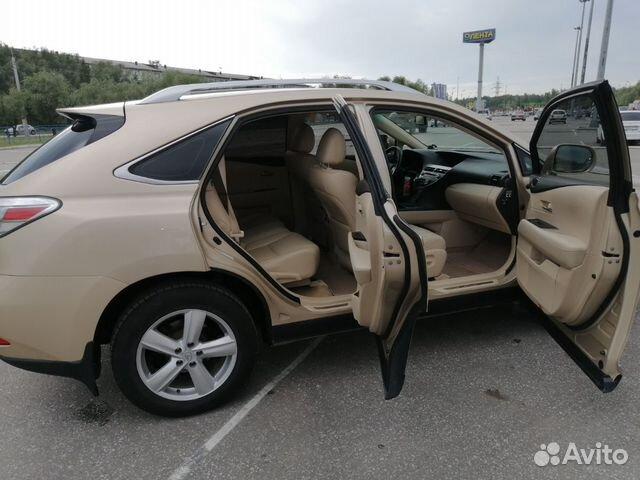 Lexus RX, 2010 89131506622 купить 6