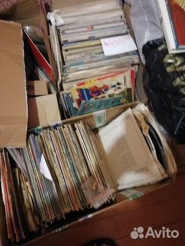 Большая Коллекция виниловых пластинок (более 1000) 89107618872 купить 6