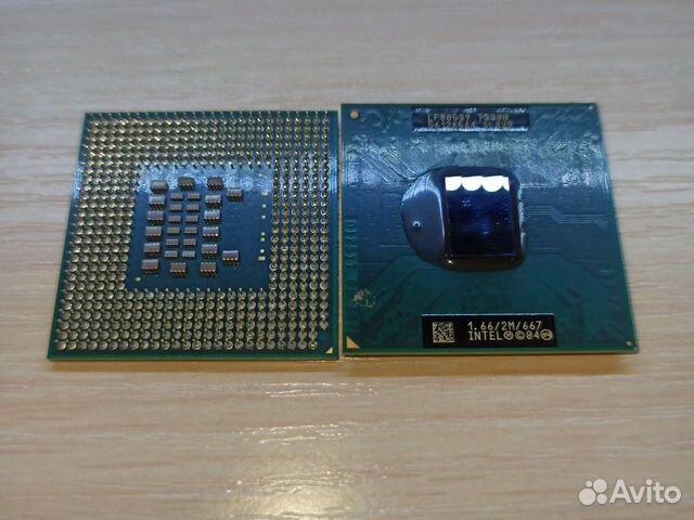 Процессор intel core duo T2500