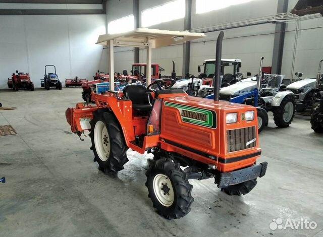 Трактор hinomoto N209  купить 1