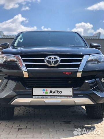 Toyota Fortuner, 2018  89584890216 купить 1