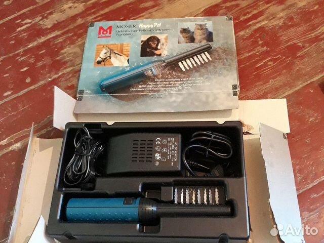 Расческа электронные для собак  89807390623 купить 4