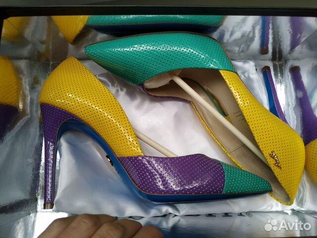Туфли loriblu  89122526647 купить 3