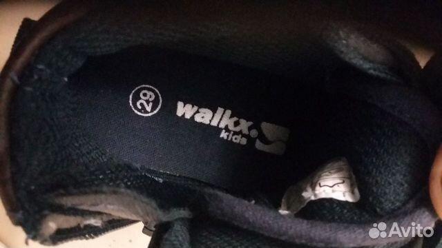 Кеды Walkx kids (Германия), новые  89116952587 купить 4