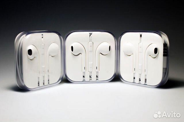Наушники earpods  89097227708 купить 1