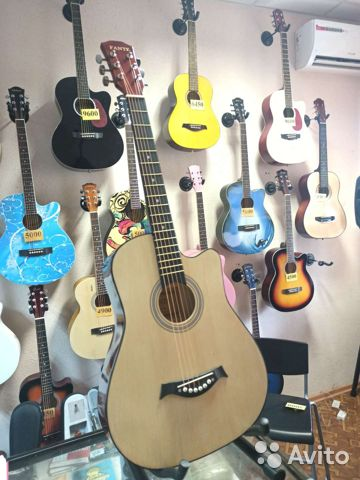 Акустическая гитара  89171930067 купить 1
