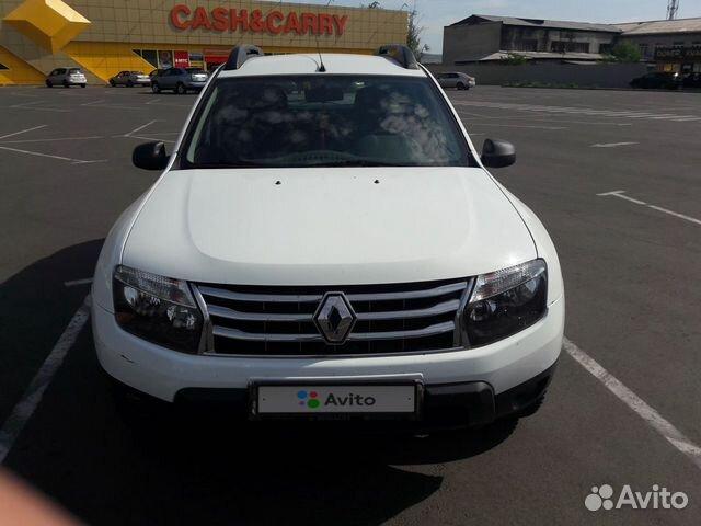 Renault Duster, 2015  89676215314 купить 4