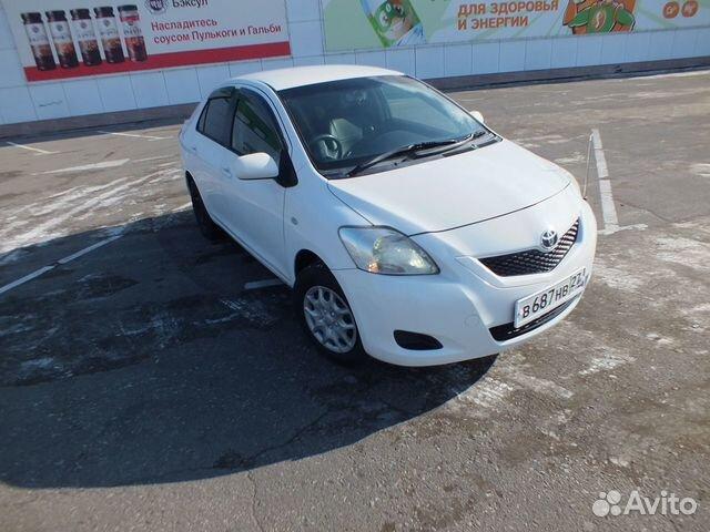 Аренда/Прокат авто toyota Belta  89145442707 купить 2