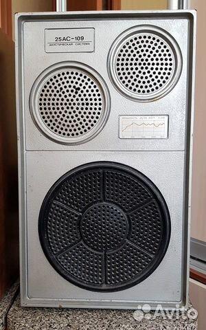 Акустическая система 25ас-109  купить 2