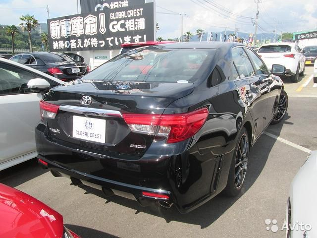 Toyota Mark X, 2015  89998820000 купить 4