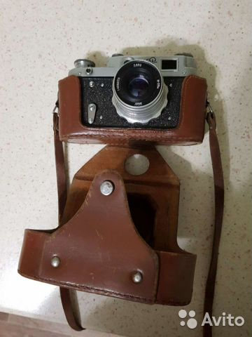 Фотоаппарат фэд  89033850361 купить 1