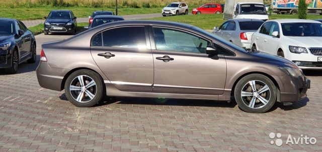 Honda Civic, 2009  89092691207 купить 4