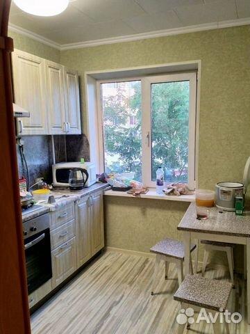 4-к квартира, 61 м², 5/5 эт.
