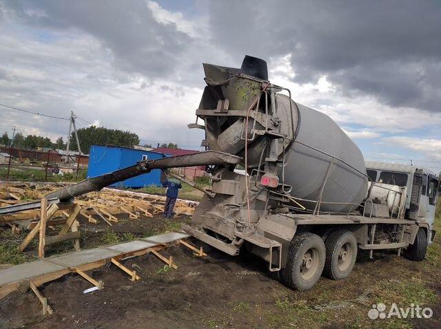 Бетон омск купить керамзитобетон 900 кг м3 60 100 мм