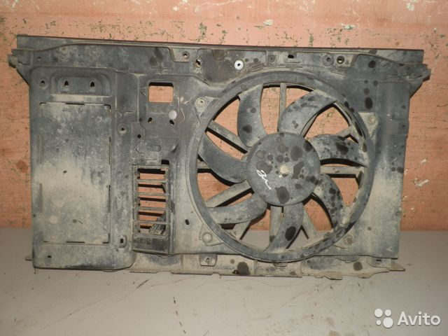 Вентилятор радиатора Ситроен С4  89041755273 купить 1