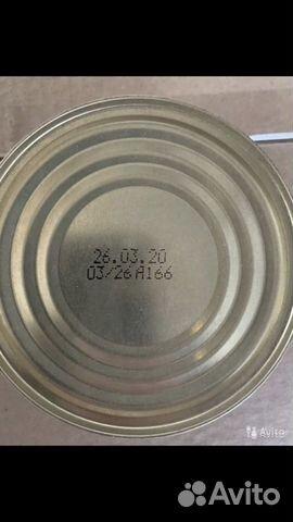 Тушенка (свинина)  89283447447 купить 5