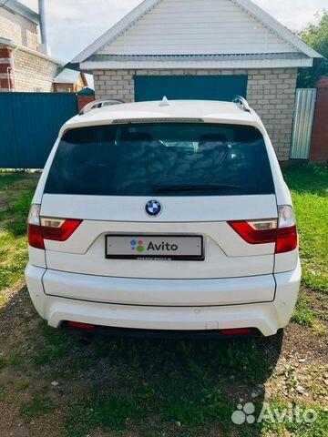 BMW X3, 2009  89656453758 купить 7
