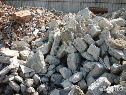 Обломки бетона цементный раствор купить в рязани