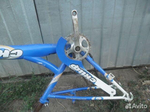 Рама велосипедная Скиф  89377507784 купить 2