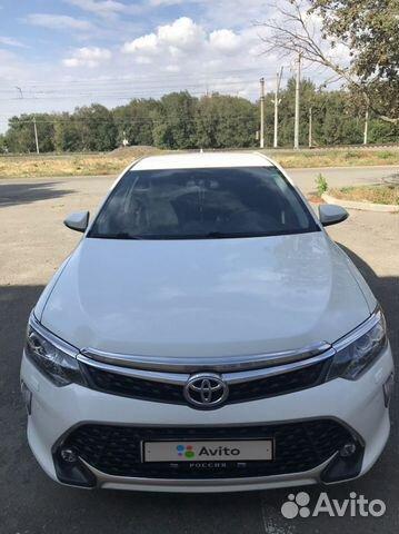 Toyota Camry, 2017  89682768898 купить 4