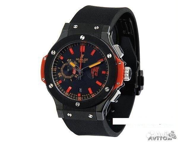 Футбольные часы Манчестер Юнайтед: купить часы наручные