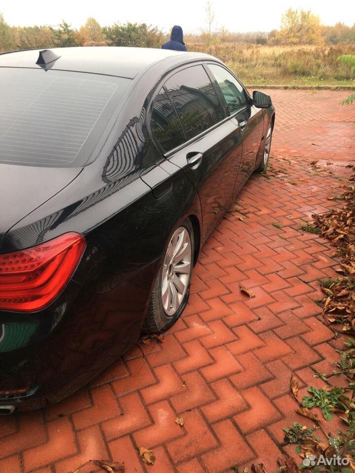 BMW 7 серия, 2009  89128107843 купить 6