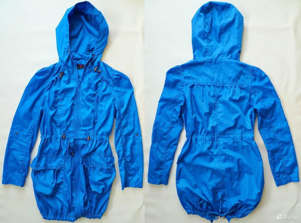 New look ветровка, легкий дождевик р8 89788836800 купить 3