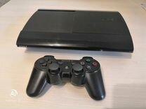 Sony PS 3 Super Slim 500 гб