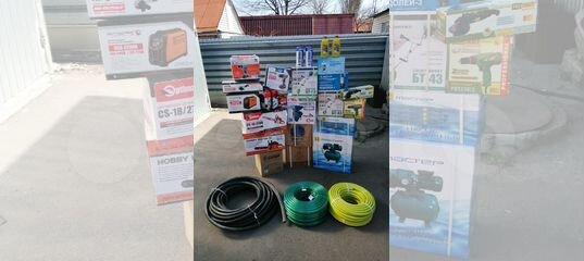 Электроинструмент купить в Воронежской области с доставкой | Товары для дома и дачи | Авито