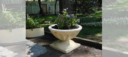 Вазон уличный из бетона купить в самаре гранит бетон ульяновск