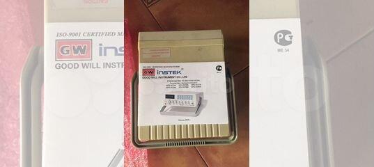 Частотомер генератор