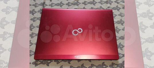 Ультрабук Fujitsu lifebook UH572 i7-3517U