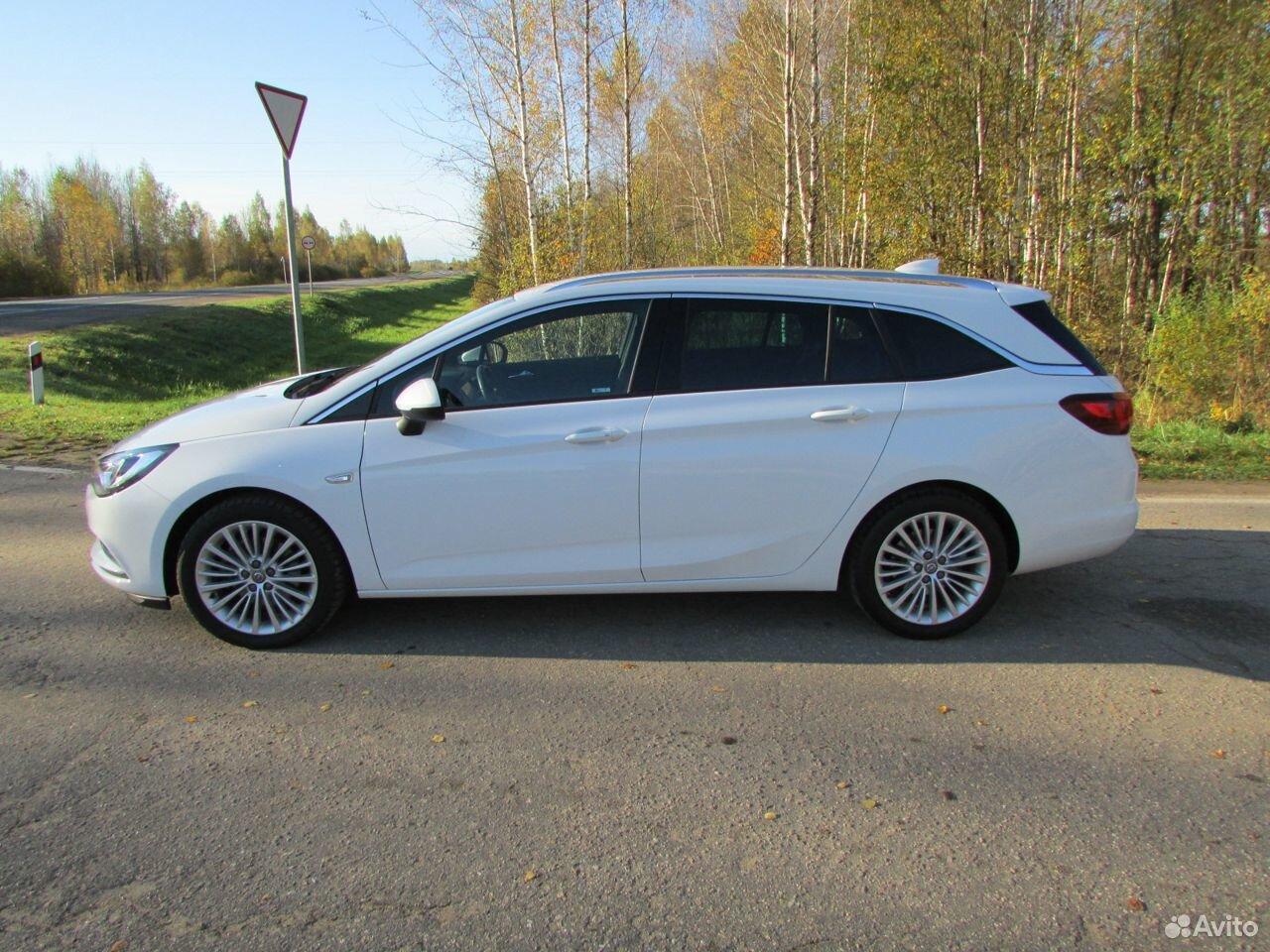Opel Astra, 2017  89611352604 купить 2