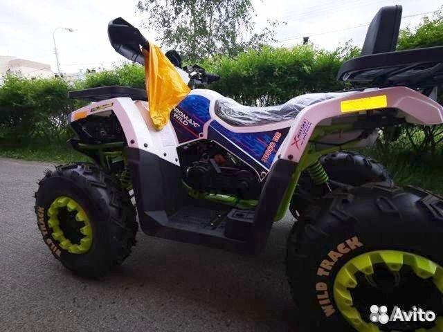 Квадроцикл promax wild 300 LUX  89222501200 купить 9