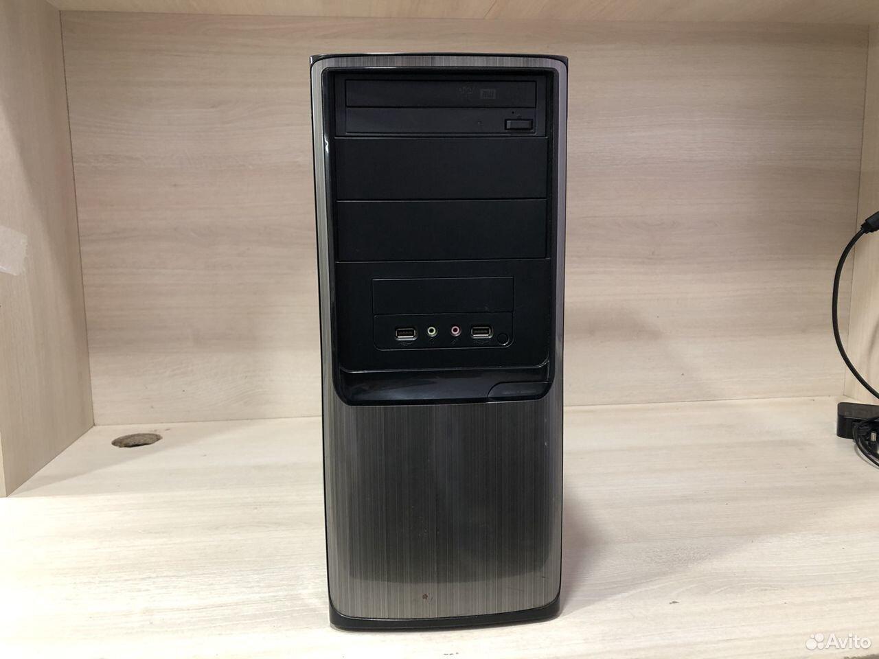 4-ядерный компьютер для офиса