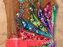 Купальник для художественной гимнастики 116-128