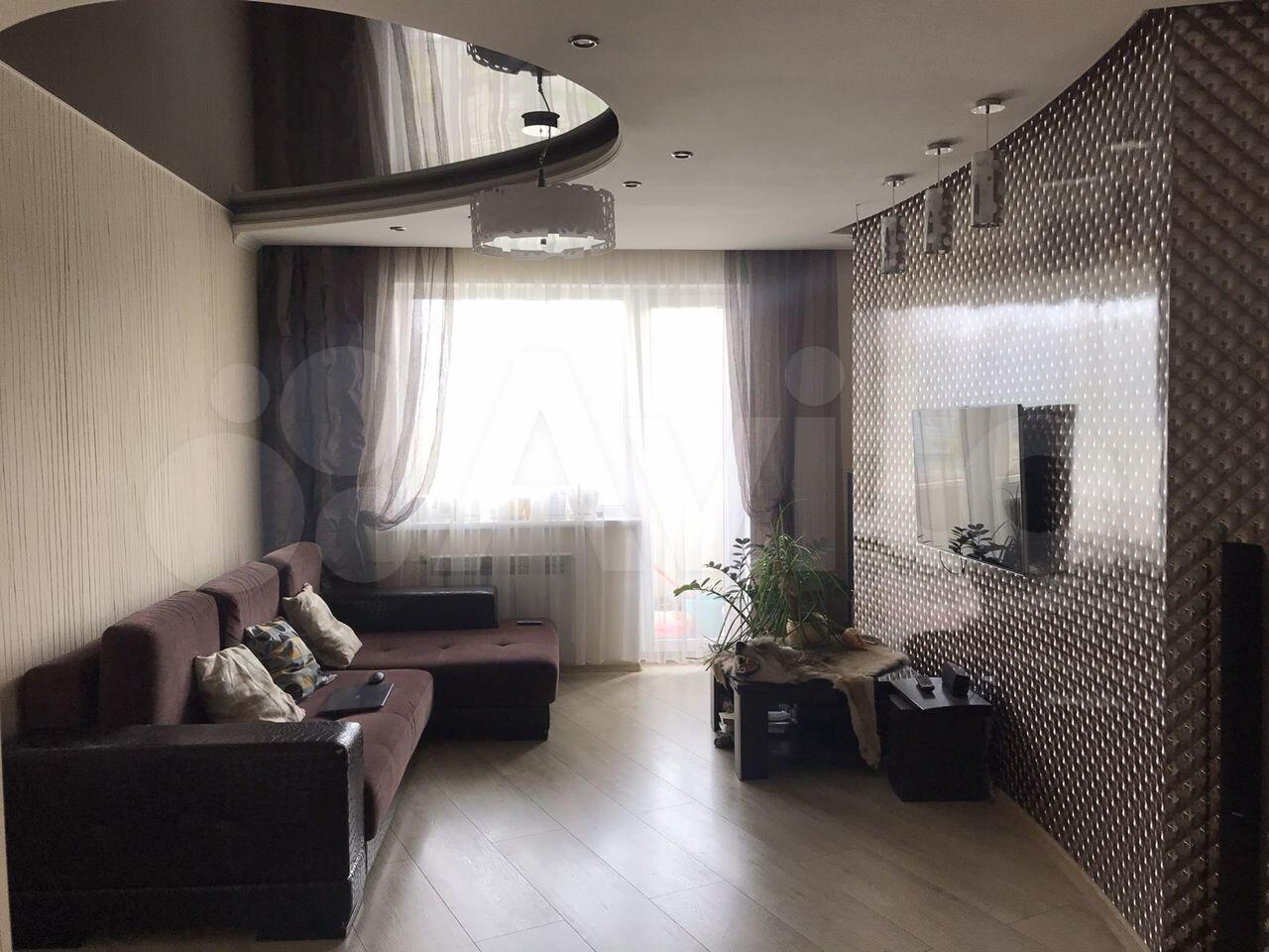 3-к квартира, 77 м², 6/9 эт. 89093551235 купить 1