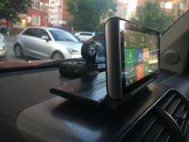 Монитор Android регистратор 2 камеры