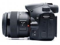 Sony Sony SLT-A58 SAL 18-55 Kit (б.у. состояние 4)