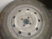 Комплект зимних колёс на спектру, акцент, нексию