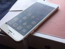 iPhone 7 128Gb Rose Gold Без царапин