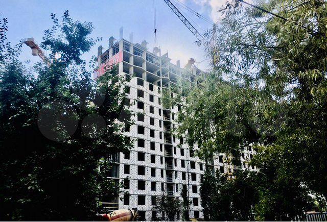 новостройка 2-комнатная Калининград