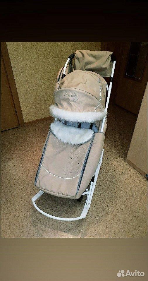 Санки-коляска Pikate  89224306600 купить 1
